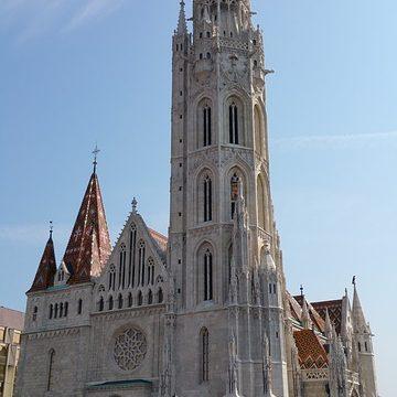 Budapest –  Máttyás templom